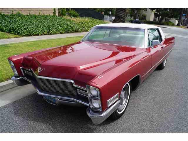 1968 Cadillac Coupe  DeVille | 987856