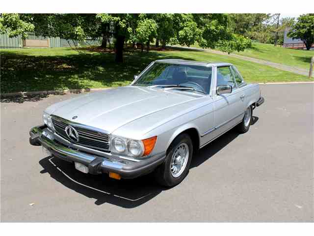 1982 Mercedes-Benz 380SL | 987860