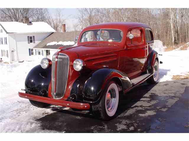 1936 Chevrolet Deluxe | 987861