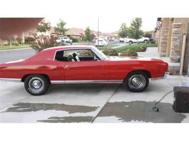 1971 Chevrolet Monte Carlo | 987864