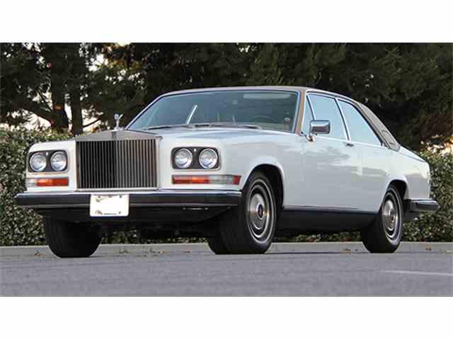1985 Rolls-Royce Camargue | 987875