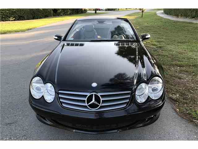 2004 Mercedes-Benz SL500 | 987876