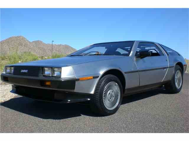 1981 DeLorean DMC-12 | 987877