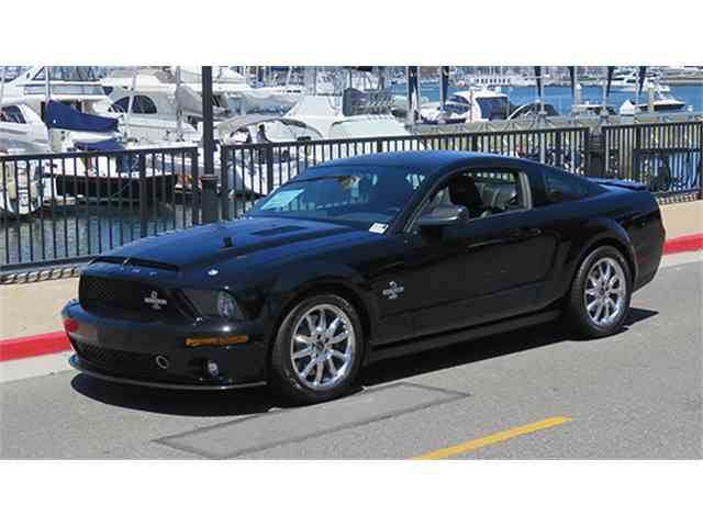 2008 Shelby GT500 | 987878