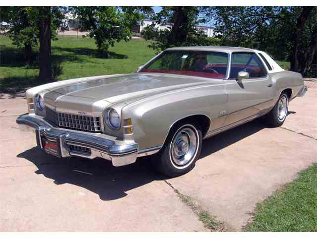 1974 Chevrolet Monte Carlo | 980788