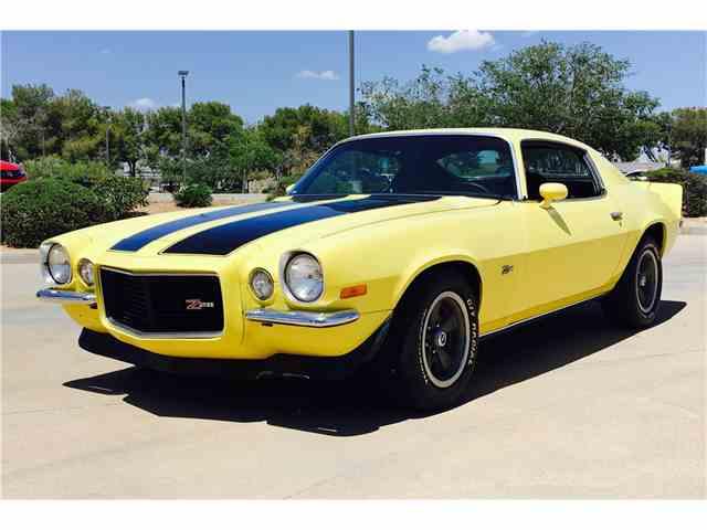 1971 Chevrolet Camaro | 987884