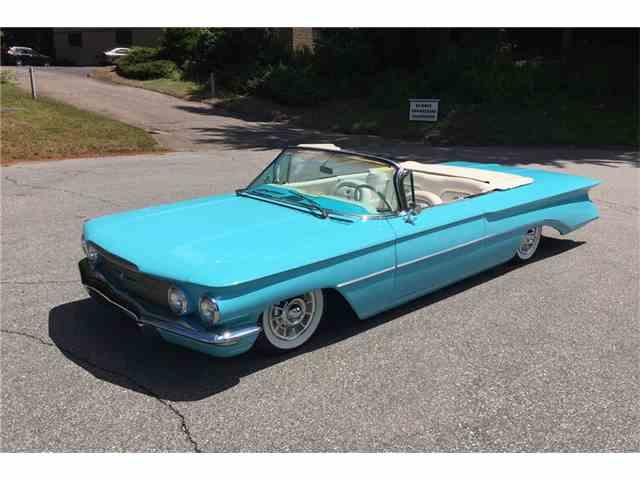 1960 Oldsmobile 98 | 987885