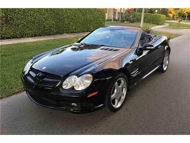 2003 Mercedes-Benz SL500 | 987887