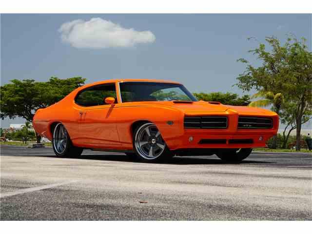 1969 Pontiac LeMans | 987889