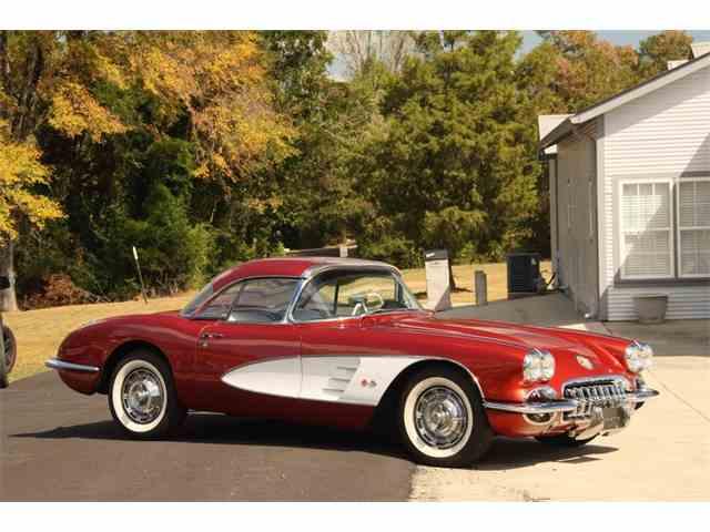 1960 Chevrolet Corvette | 987893