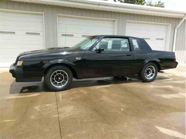 1987 Buick Grand National | 987897