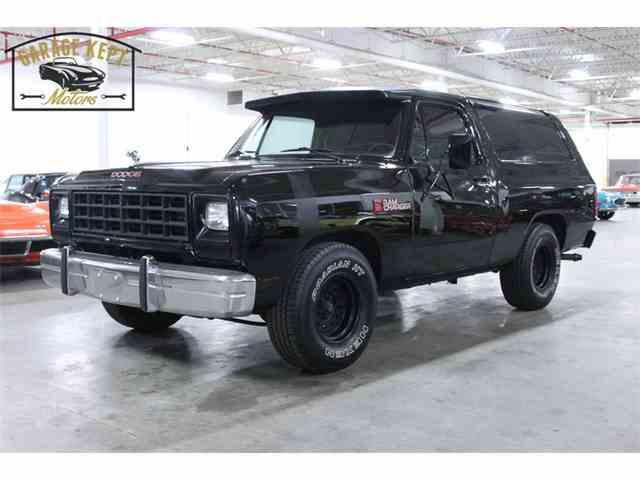 1983 Dodge Ramcharger | 987898