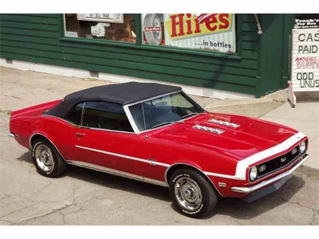 1968 Chevrolet Camaro | 987899