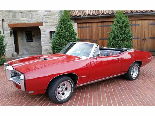 1968 Pontiac LeMans   980079