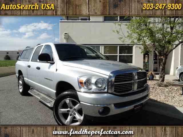 2007 Dodge Ram 1500 | 987900