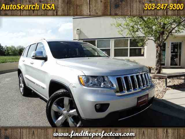 2012 Jeep Grand Cherokee | 987902