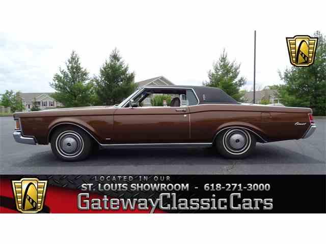 1971 Lincoln Continental | 987911