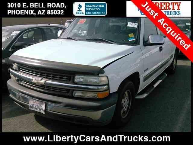 2002 Chevrolet Silverado | 987924