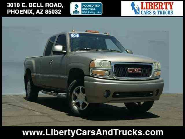2002 GMC Sierra | 987925