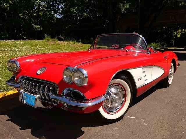 1960 Chevrolet Corvette | 987928