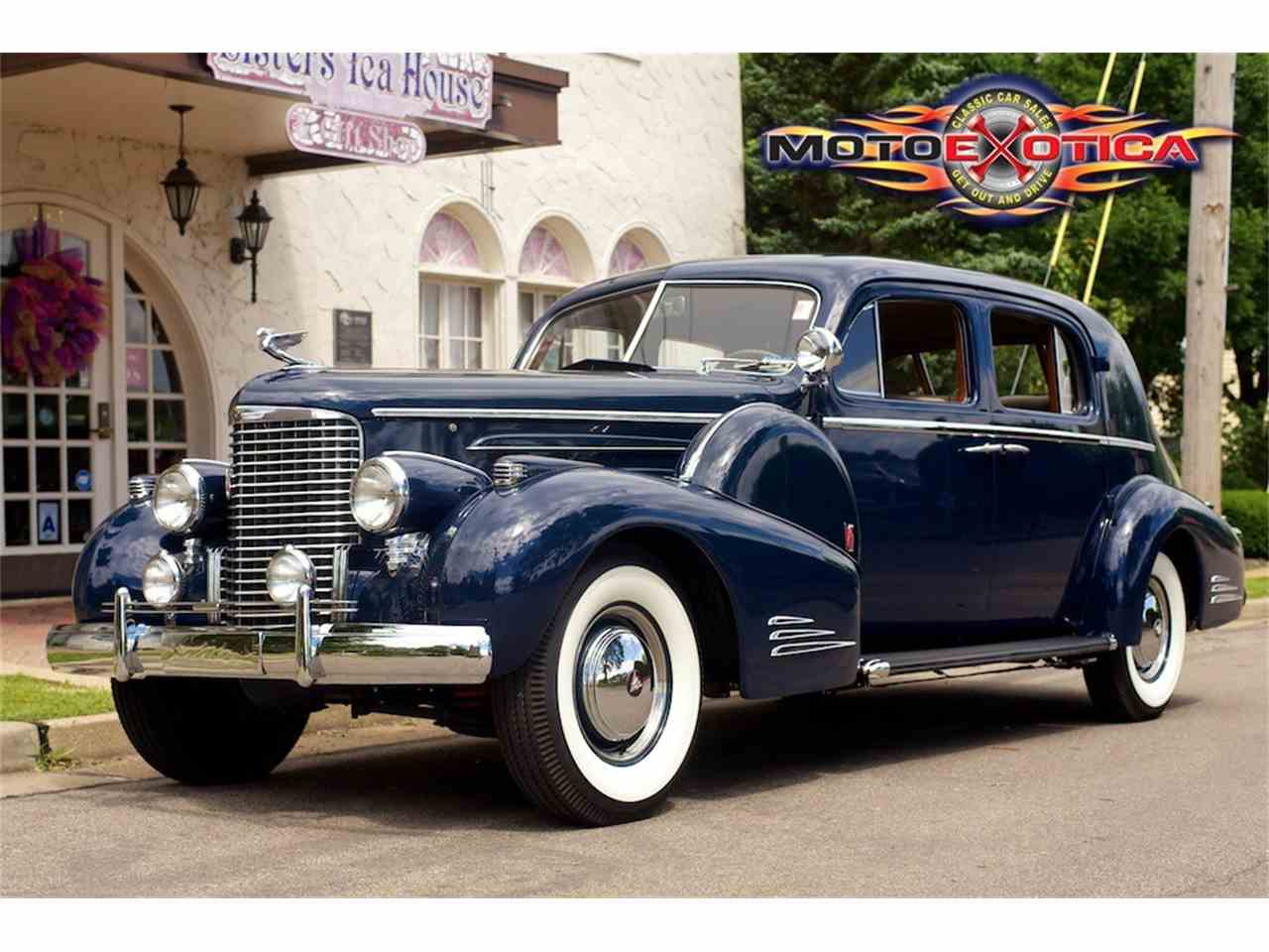 Large Picture of '38 Town Sedan - L6AK