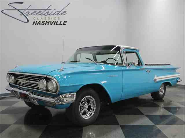Picture of 1960 El Camino Offered by Streetside Classics - Nashville - L6AL