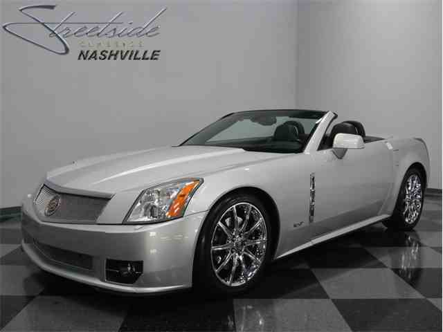 2009 Cadillac XLR-V | 987935