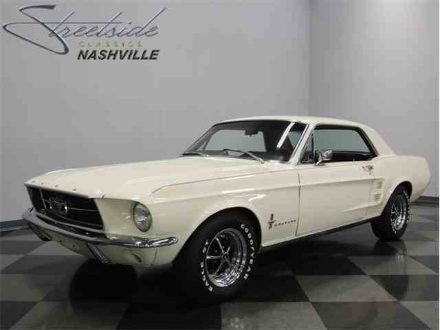 1967 Ford Mustang   987937