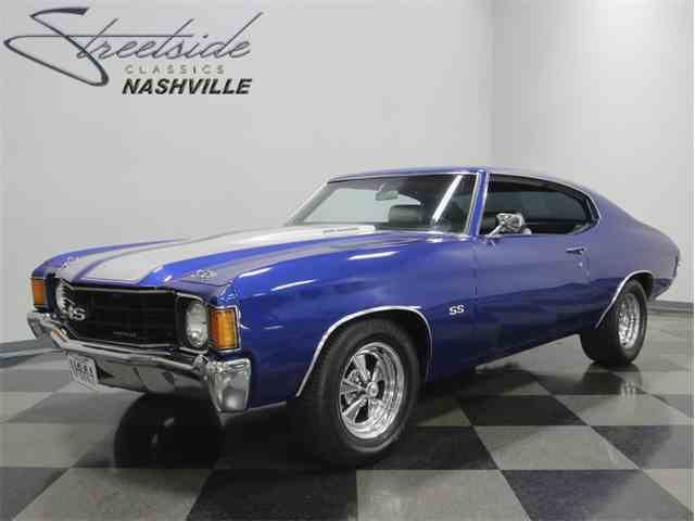 1972 Chevrolet Chevelle | 987940