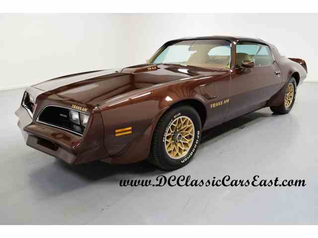 1977 Pontiac Firebird Trans Am | 987942