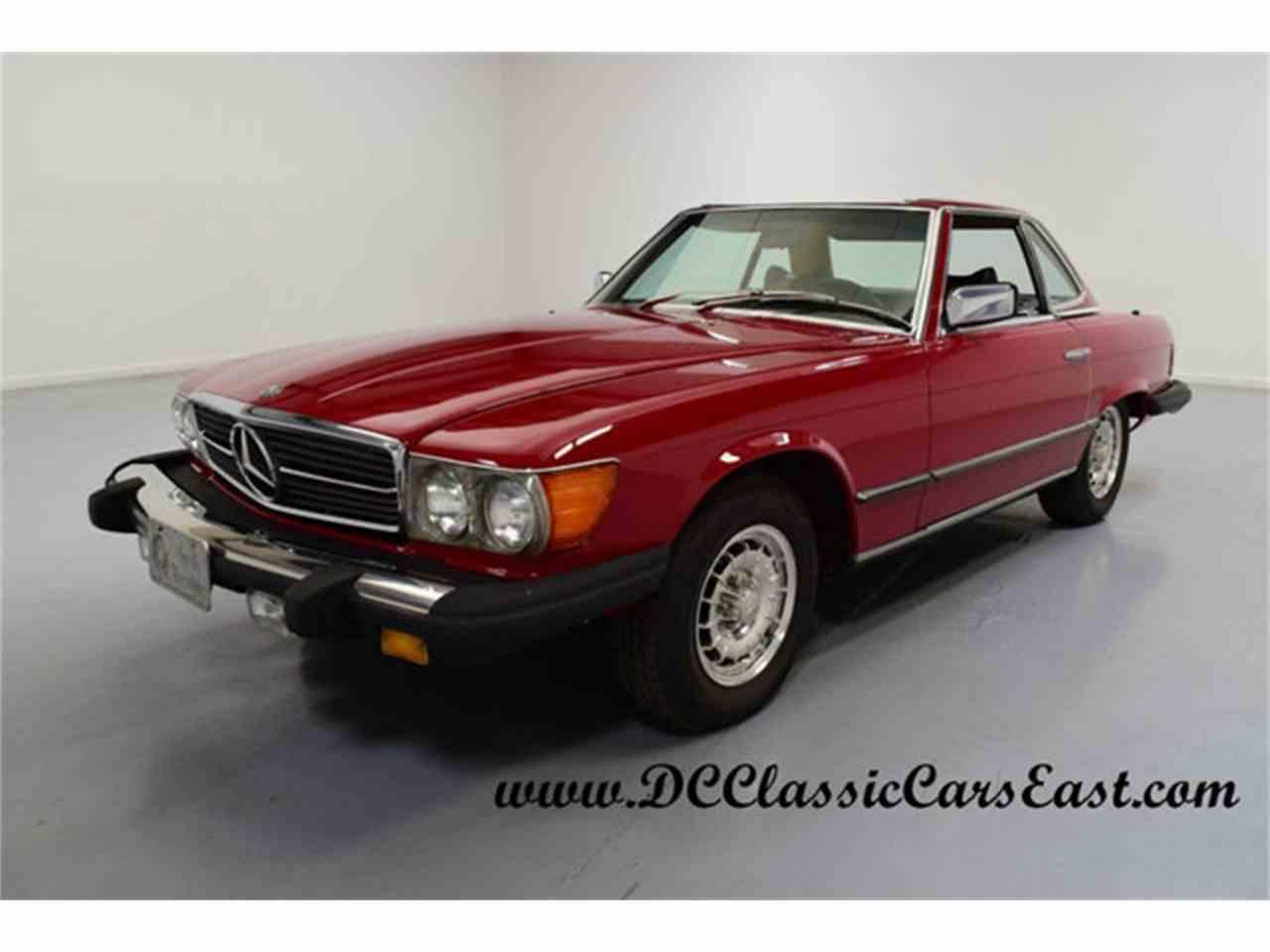 1979 Mercedes-Benz 450SL for Sale - CC-987943