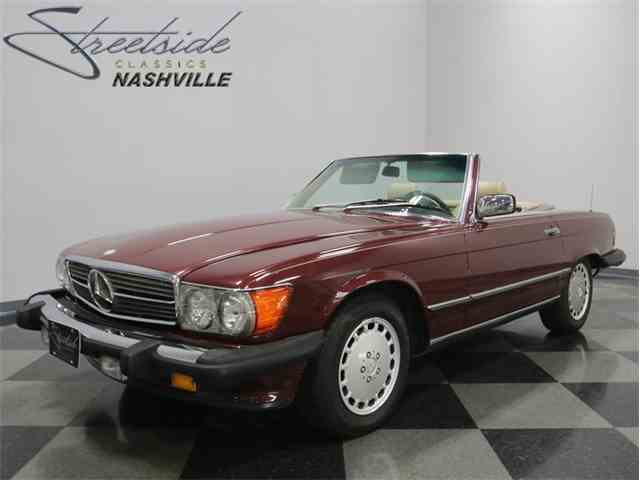 1988 Mercedes-Benz 560SL | 987946