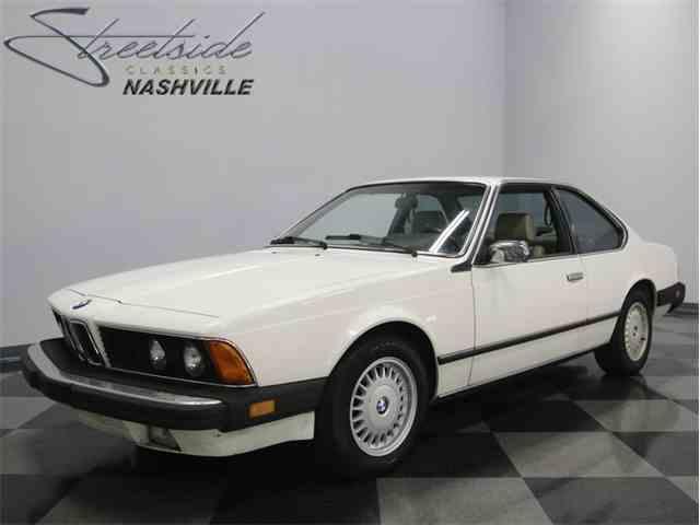 1986 BMW 635csi | 987948