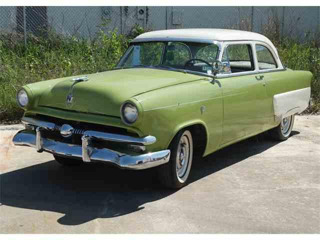 1953 Ford Mainline Tudor Custom | 980796