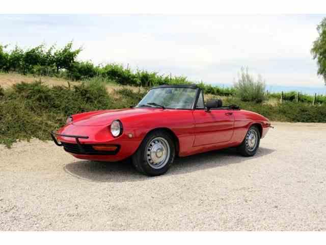 1969 Alfa Romeo Spider | 987961