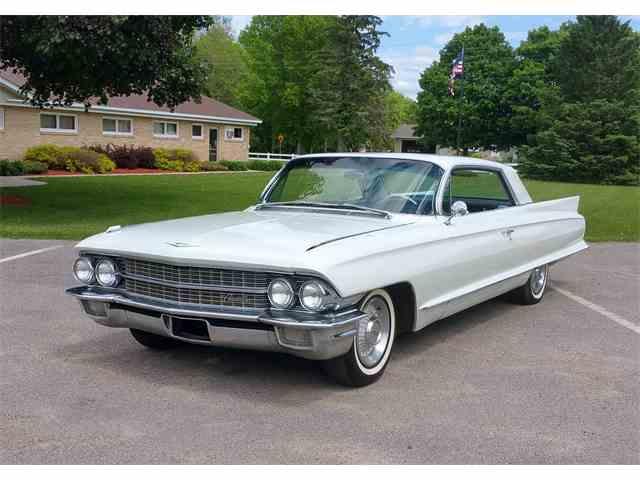 1962 Cadillac Series 62   987965