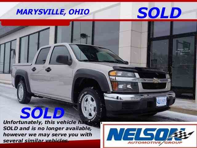 2007 Chevrolet Colorado | 987966