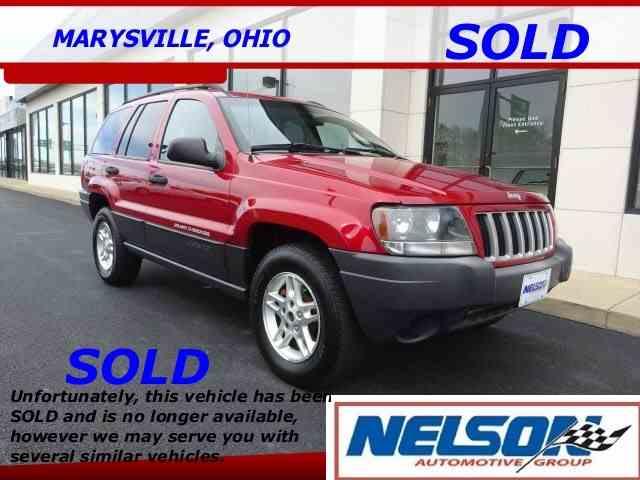 2004 Jeep Grand Cherokee | 987968