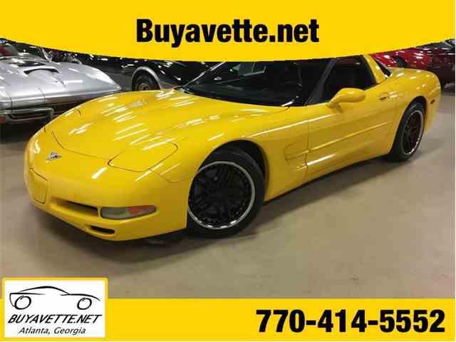 2003 Chevrolet Corvette | 987971