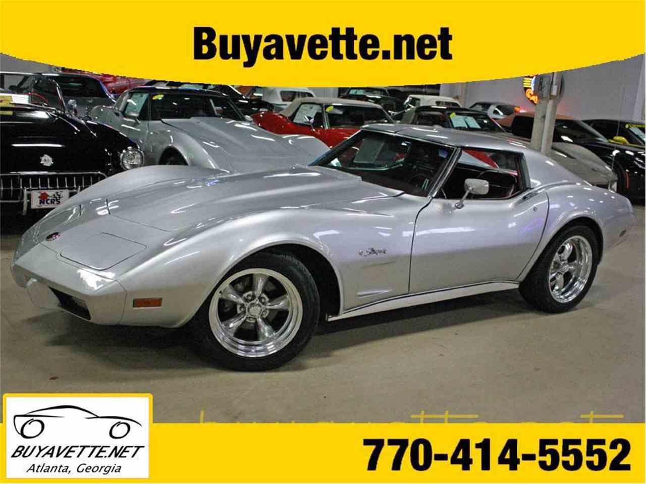 Large Picture of 1975 Corvette - L6BO