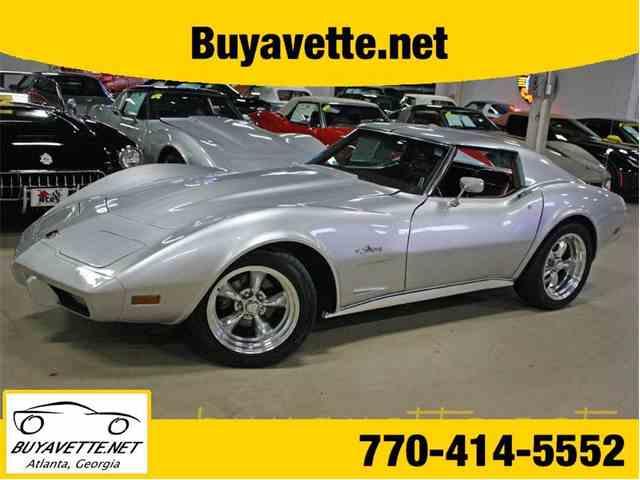 1975 Chevrolet Corvette | 987972
