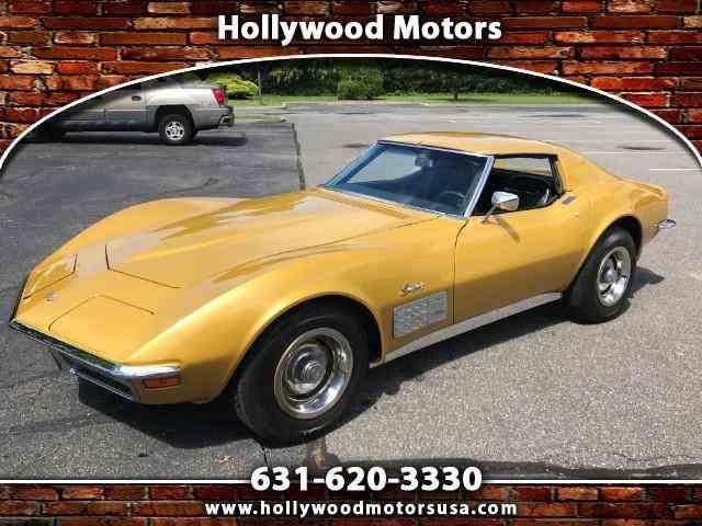 1971 Chevrolet Corvette | 987974