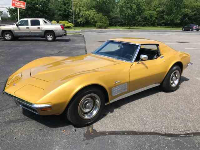 1971 Chevrolet Corvette   987974
