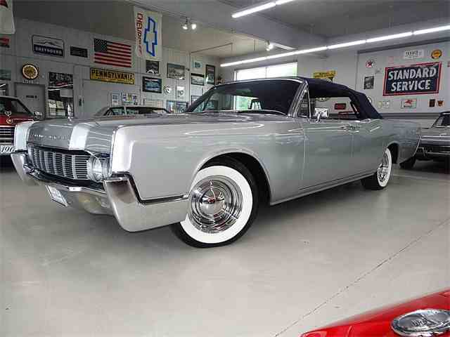 1967 Lincoln Continental | 987988