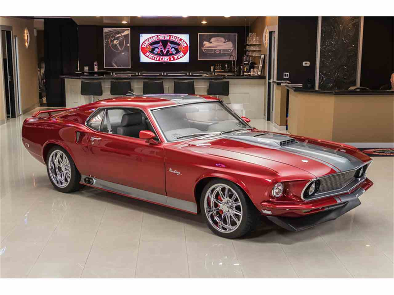 1969 Mustang Fastback For Sale