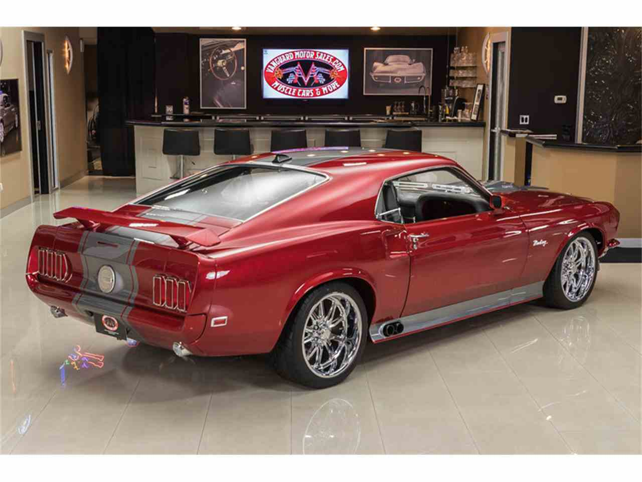 1969 Ford Mustang Fastback Restomod for Sale   ClassicCars.com   CC-987992