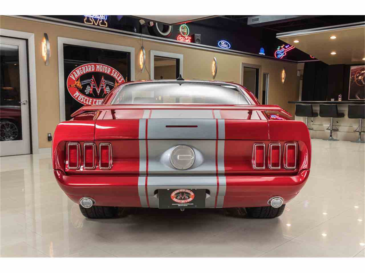 Picture of 1969 ford mustang fastback exterior - Photo 13