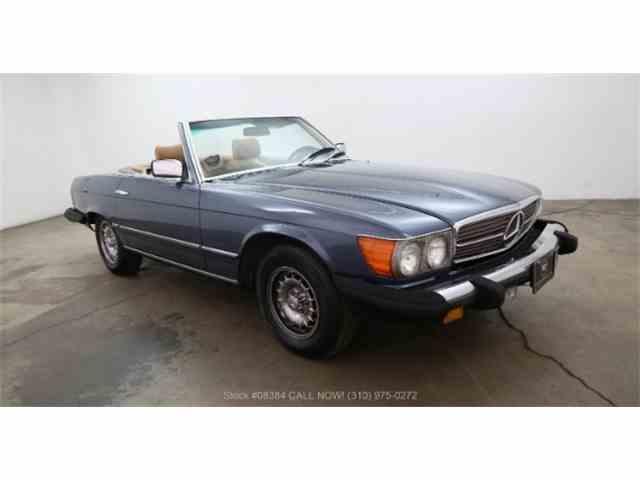 1984 Mercedes-Benz 380SL | 988001