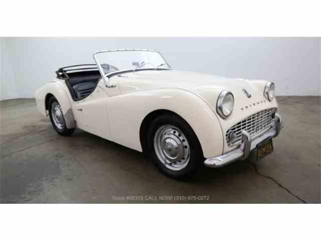 1959 Triumph TR3A | 988002