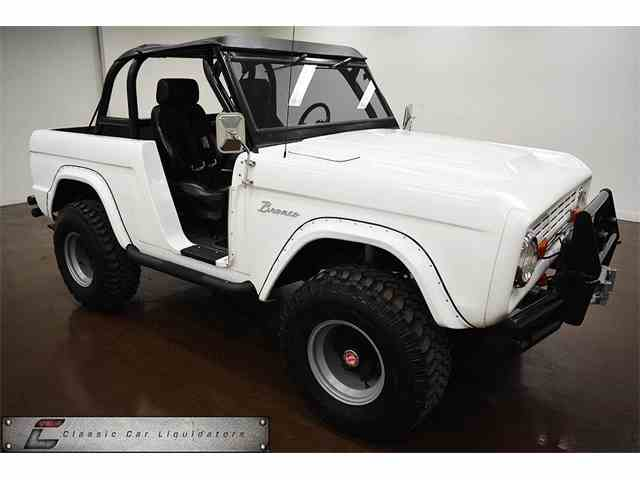 1973 Ford Bronco | 988004